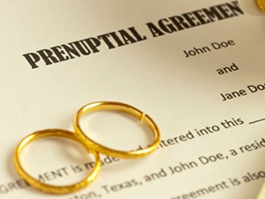prenuptial agreement in nj